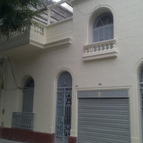 Obra: Restauración de Fachada en Villa Crespo - Buenos Aires
