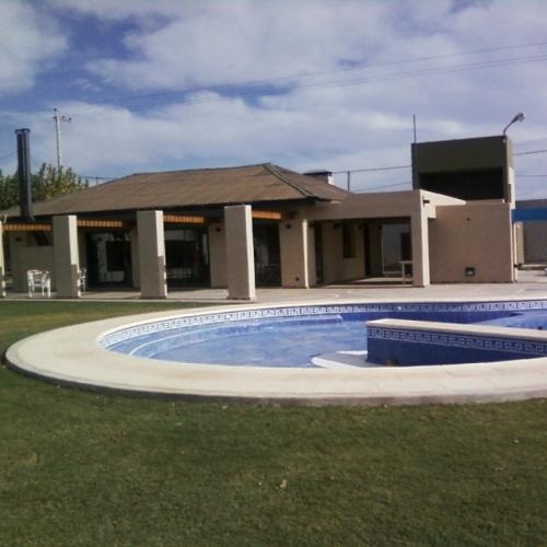 Obra: Construcción de Quincho y Pileta en Pocito - San juan